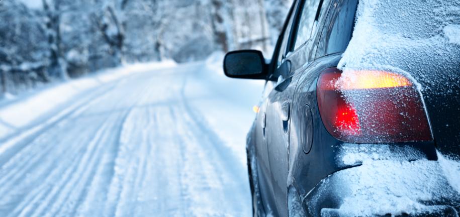 Vinterklargøring af bilen